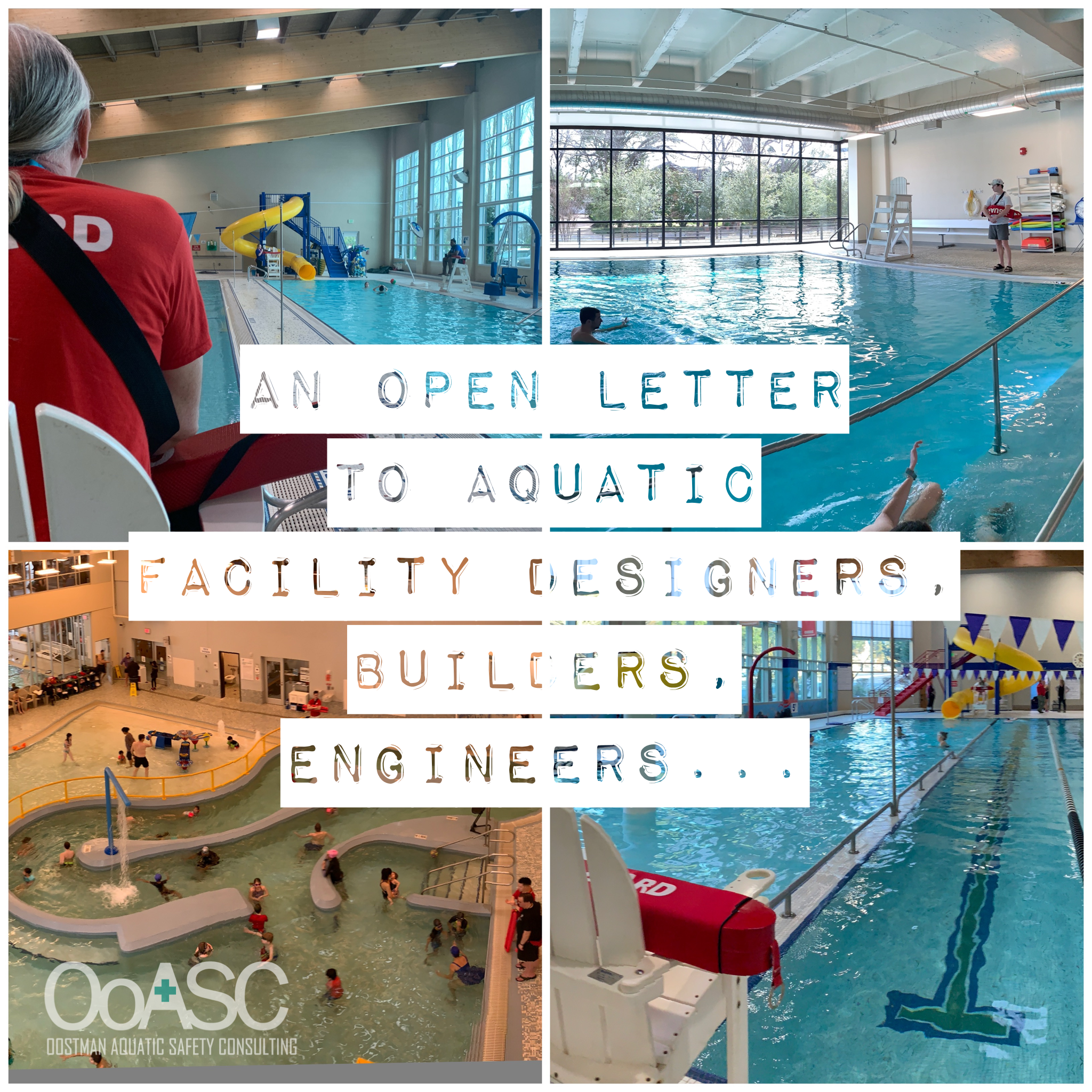 An Open Letter to Aquatic Facility Designers, Builders